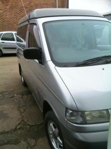 Mazda Bongo specialist Hamworthy