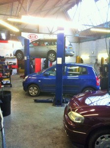 Car servicing in Poole